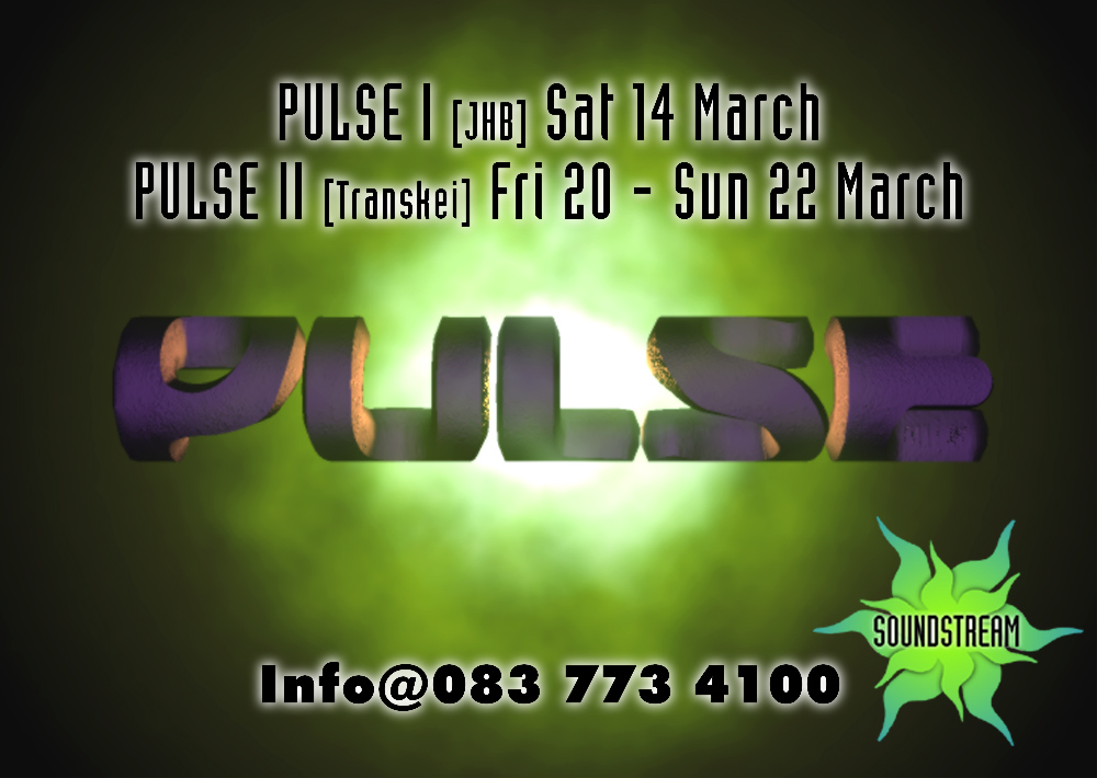 teaser for a party called Pulse
