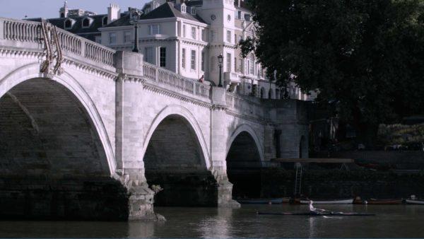 Sunday Morning, Richmond Bridge